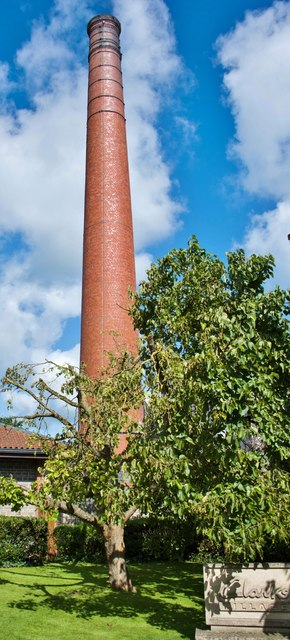 Street: Clarks Shoe Factory Chimney