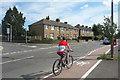 TR3867 : Fairfield Road, Broadstairs by Des Blenkinsopp
