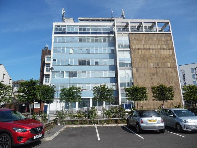 Blackburn Telephone Exchange (1)