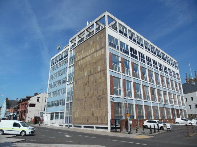 Blackburn Telephone Exchange (2)