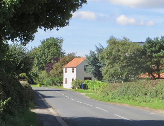 Mill Lane, near Cayton