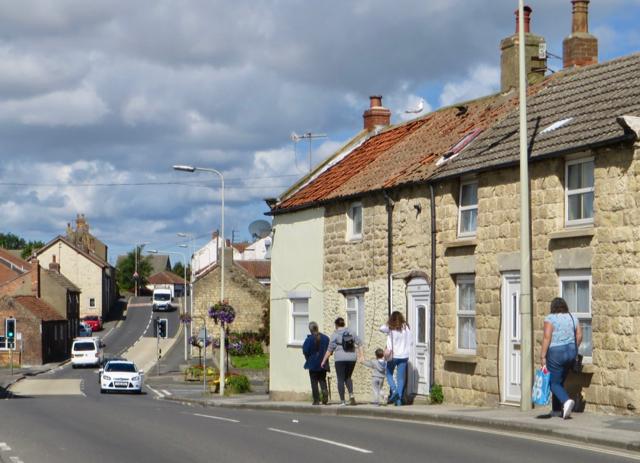 Main Street, Cayton