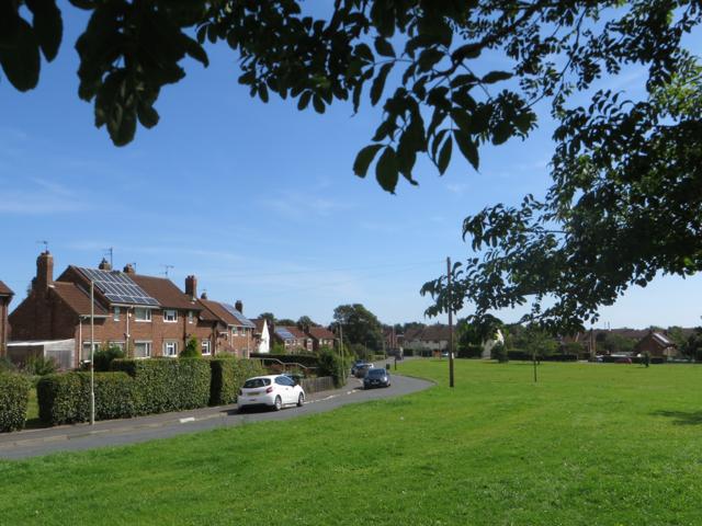 Loders Green, Eastfield
