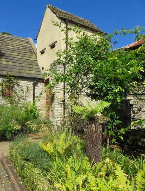 Lady Isabella's Garden, Cusworth Hall