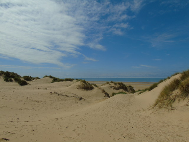 Formby Point to Burbo Bank