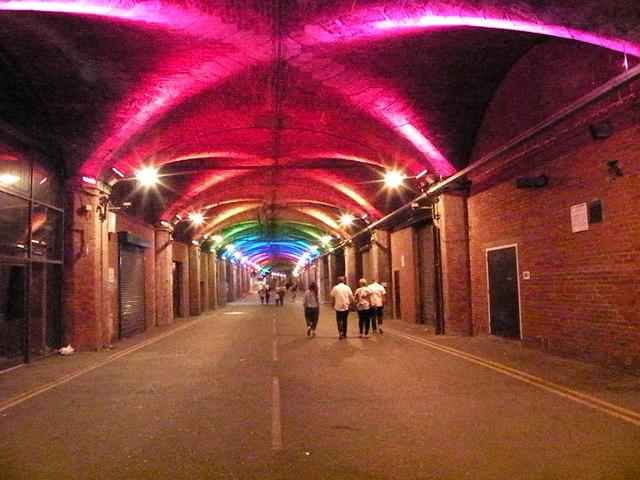 Dark Neville Street