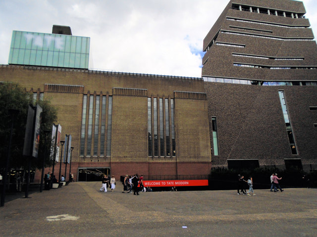 Tate Modern West Entrance