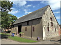 ST2885 : Barn in grounds of Tredegar House by PAUL FARMER