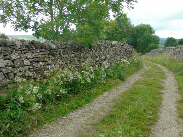 High Lane into Grassington