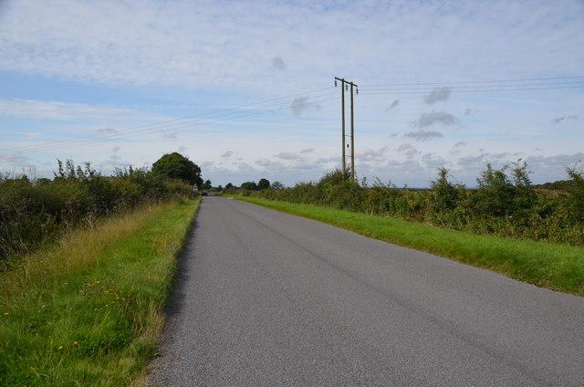 B1191 towards Thornton