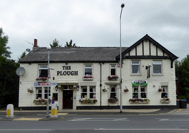 The Plough, Great Harwood