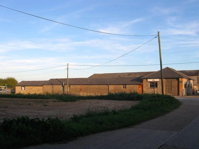 Barn, Roundstone Farm, Littlehampton Road