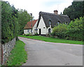 TL6860 : Cheveley: Lensfield Cottage by John Sutton