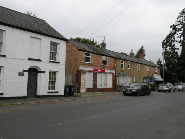 Former Waterbeach Post Office