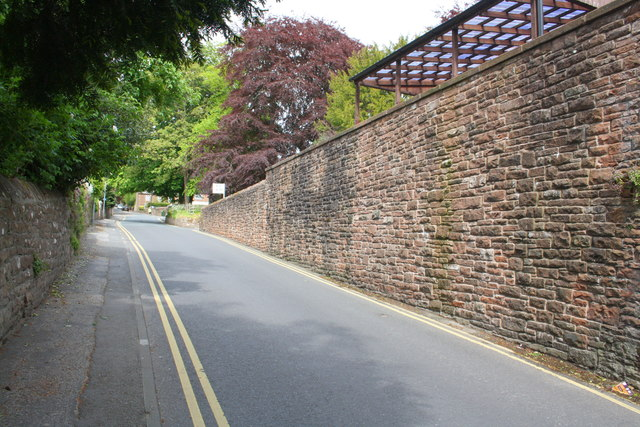 Fell Road at Brent House