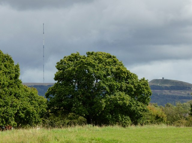 Winter Hill and Rivington Pike
