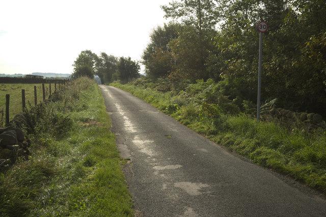 Moorland Road, Bramhope Moor