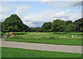 SK5339 : Wollaton Park Golf Course: the second tee by John Sutton