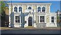 TL2371 : Former post office, Huntingdon by Julian Osley