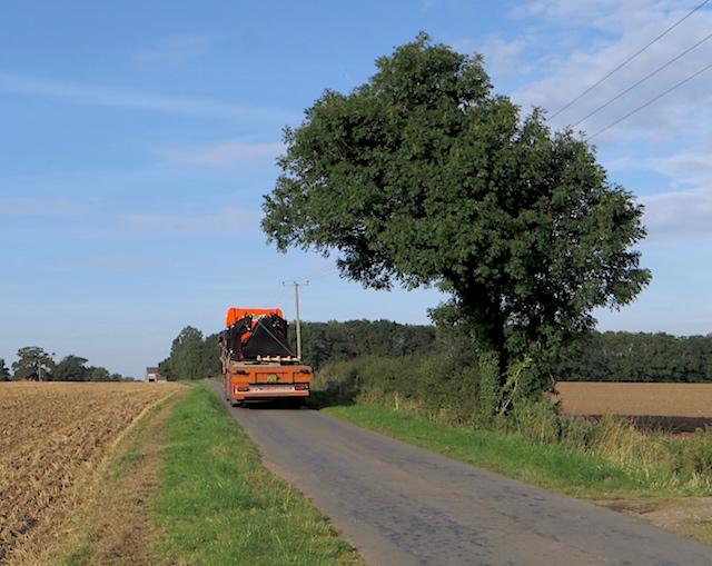 Quaker Road, near Hilston