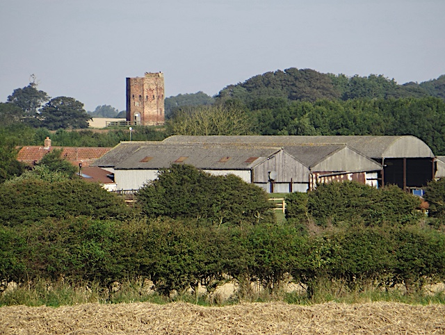 Hilston from Hogsea Lane