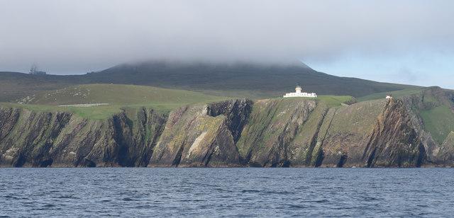 Fair Isle North Lighthouse