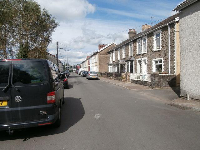 Ynysglyd St, Ystrad Mynach