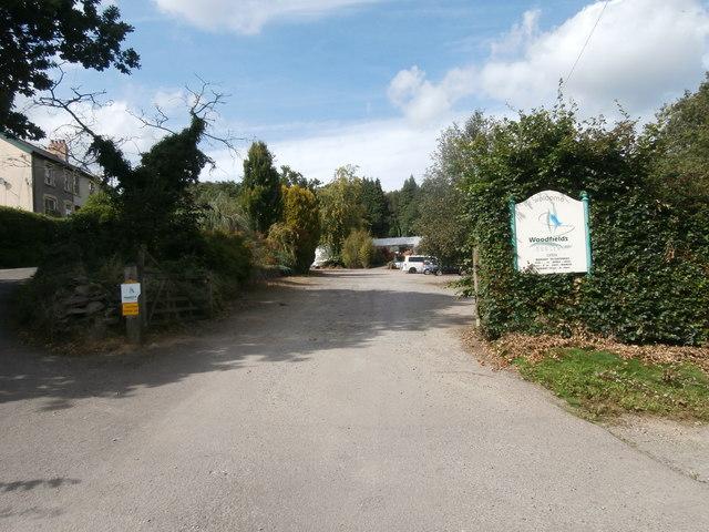 Woodfields Nursery, Ystrad Mynach