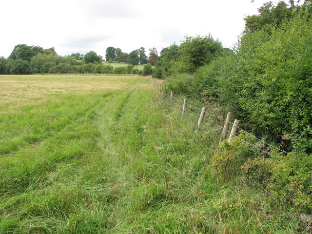 Field between New Park and Thame Park