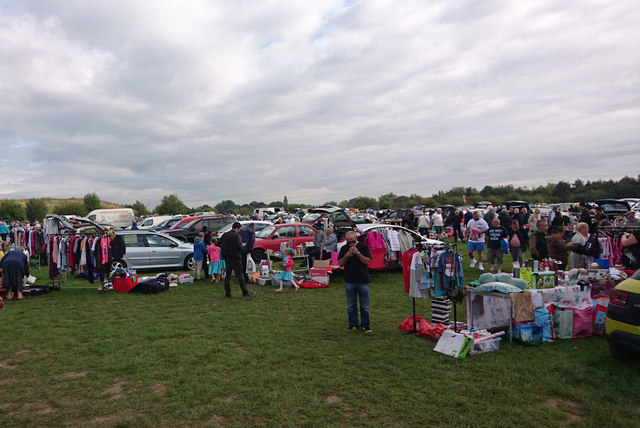 The East Lancs Car Boot Sale