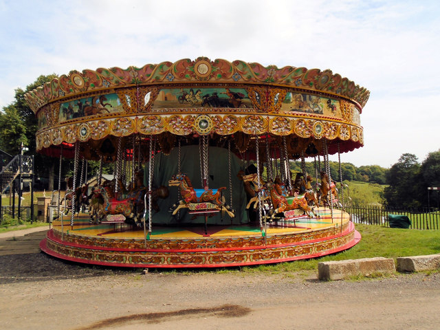 Carousel at Fawley Hill