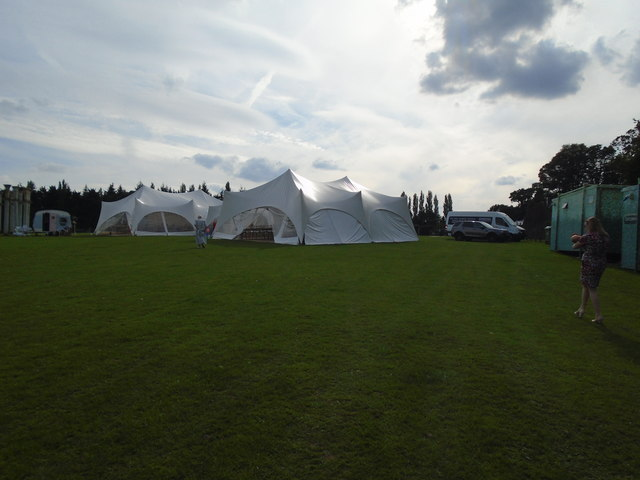 Marquees - Fawley Hill