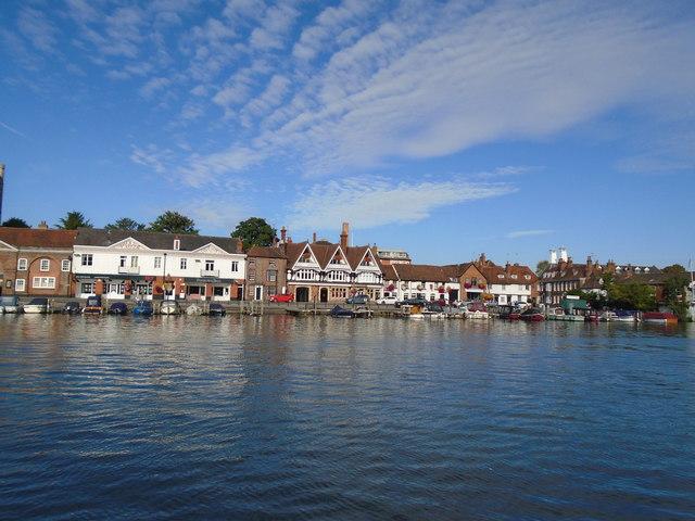 River Thames, Henley