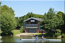 SP5204 : 22 Oxford Sea Scouts Boathouse by N Chadwick