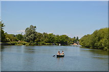 SP5204 : River Thames by N Chadwick