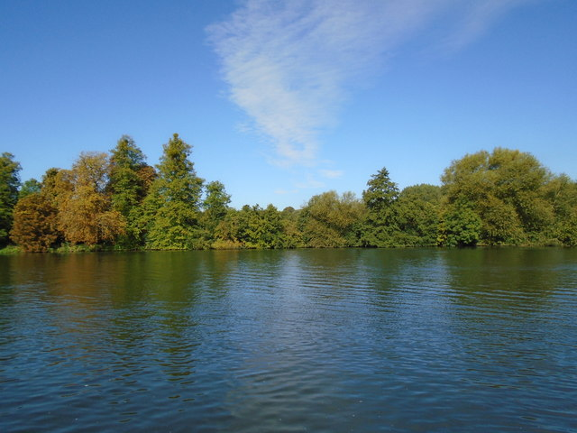River Thames at Remenham