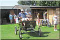 SP9315 : A Steam Car gives rides at the Pitstone Green Museum by Chris Reynolds