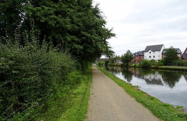 Bridgewater Canal near Timperley
