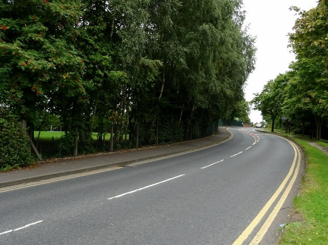 Park Road, Timperley