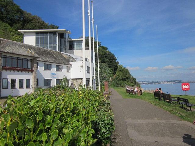 Brixham Laboratory With Plymouth University Brixham Oxen Cove