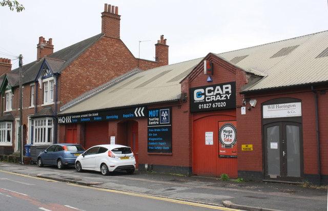 Car Crazy Motorists Centre, Albert Road