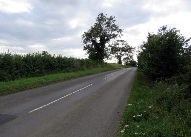 South Croxton Road westwards