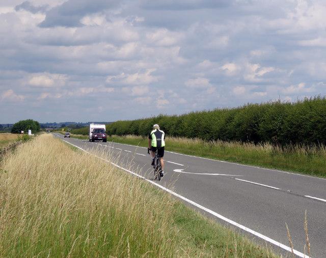 Dalby Road towards Melton Mowbray