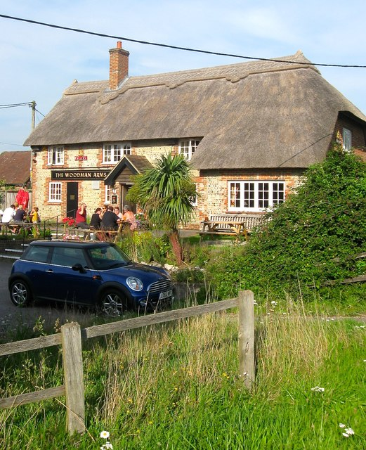 The Woodmans Arms, Hammerpot