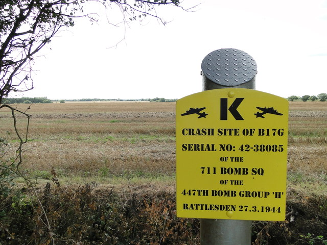 B17 Crash Site Memorial