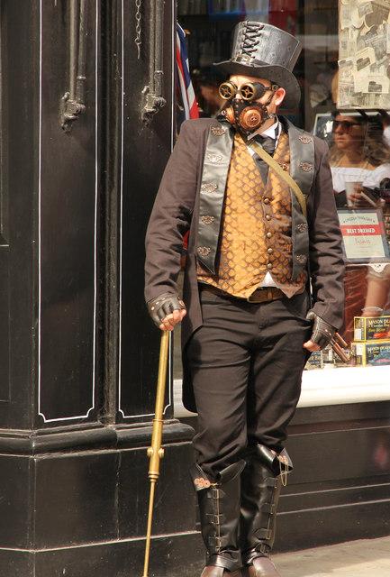 Asylum Lincoln Steampunk Festival