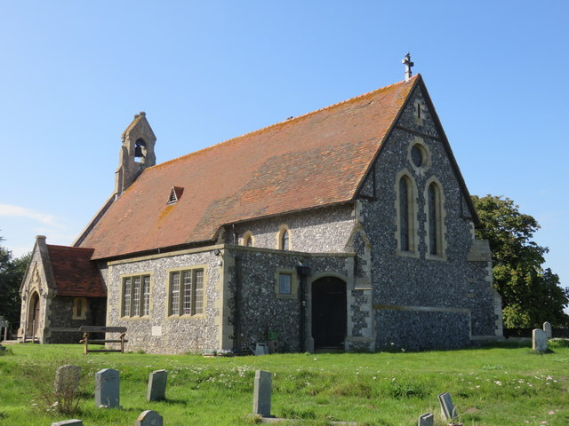 St Mary the Virgin, Reculver