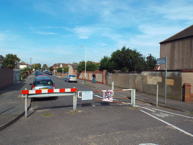 Blacksmith's Lane, South Hornchurch