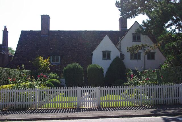 48 Storey's Way, Cambridge