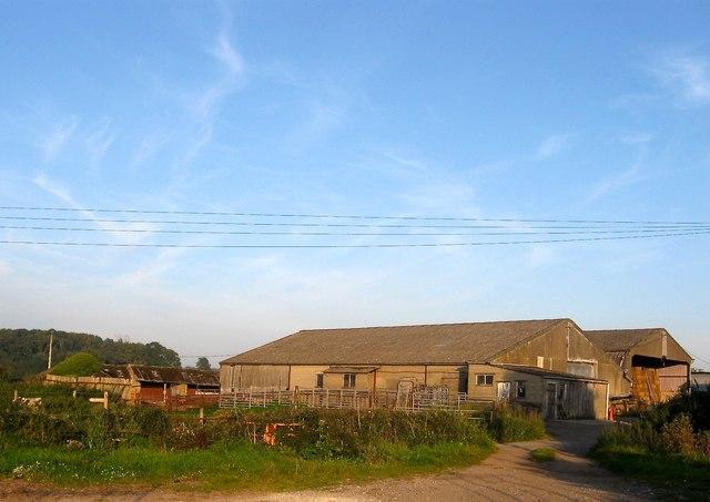 Outbuildings, Ecclesden Farm